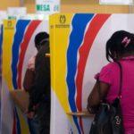 Colombia abrirá desde mañana urnas en el exterior para comicios legislativos