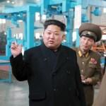 China informa a Trump sobre la visita de Kim Jong-un