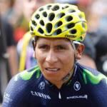 """Quintana: """"Valverde seguramente estará mejor que yo en la Volta Cataluña"""""""