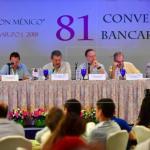 Gobierno y banqueros mexicanos admiten turbulencias, pero presumen fortalezas