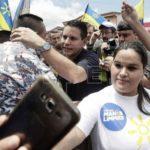 Los candidatos presidenciales de Costa Rica cierran la campaña electoral