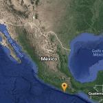 Ocurre sismo de magnitud 5.5 en Pinotepa Nacional, Oaxaca