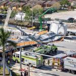 Equipo de rescate se centra en recuperar los cuerpos bajo el puente de Miami