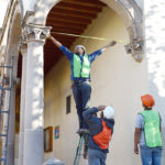 Esperan 160 mdp para reparar escuelas