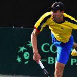 Galán vence a Clezar y empata la serie entre Colombia y Brasil en Copa Davis