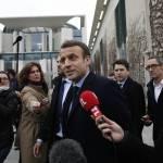 Macron busca ganar a Merkel para su agenda reformista, pese recelos alemanes