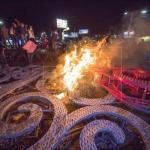 Miles de nicaragüenses siguen en las calles para protestar contra el Gobierno