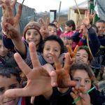Miles de refugiados sirios desalojados por autoridades locales libanesas
