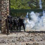 Nicaragua vive segundo día de violencia por Seguro Social y suma 33 heridos