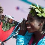 La etíope Tusa y el keniano Kipchoge Birech ganan el maratón de Roma