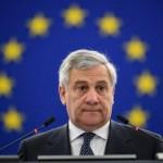 Tajani pide a Juncker una estrategia para desplazados por crisis de Venezuela