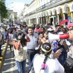 """Víctimas de la """"Guerra del Gas"""" en Bolivia ven esperanza después de 15 años"""