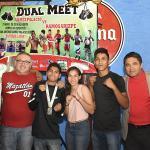 Organizan gran encuentro boxístico  entre ciudades con mucha escuela