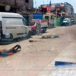 Linchan y queman a cuatro presuntos delincuentes en Yahualtepec, Puebla