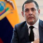 Ministro revela recuperación de vehículo en que viajaba equipo secuestrado