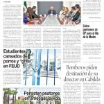 Edición impresa del 10 de mayo del 2018