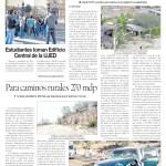 Edición impresa del 12 de mayo del 2018
