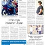 Edición impresa del 25 de mayo del 2018