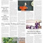 Edición impresa del 30 de mayo del 2018