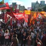 Argentina celebra dividida el 1 de mayo con Rousseff y críticas a Macri