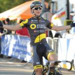 Coquard golpea dos veces: etapa y liderato