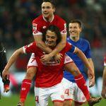 El Maguncia sorprende al Dortmund y se asegura la permanencia