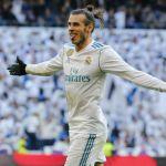 El Real Madrid gana al descanso con goles de Bale y Cristiano (0-2)