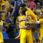 El campeón Tigres vence al Santos Laguna y se acerca a las semifinales