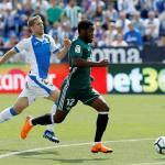 Costarricenses Campbell y Gamboa se ilusionan con el Mundial tras un año duro