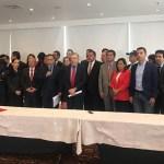 Partido Liberal colombiano anuncia apoyo al candidato presidencial Iván Duque