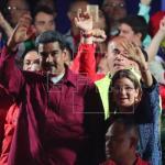 Maduro es reelegido y sus adversarios piden nuevos comicios en Venezuela