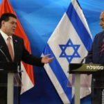 Pasar embajada a Jerusalén es atribución de Cartes, dice mandataria encargada