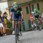 Carapaz logra primera victoria ecuatoriana en el Giro y Yates sigue de rosa