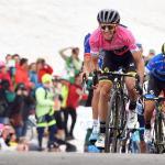 Yates logra su segunda etapa en Osimo y refuerza la maglia rosa