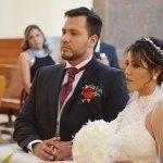 Alma Julissa García Almanza y Víctor Eduardo Casillas Ríos unen sus vidas en Sagrado Matrimonio