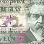 El peso uruguayo se deprecia 0,06 % porciento frente al dólar
