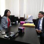 Jueza de Guatemala denuncia la supuesta violación a su independencia judicial