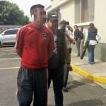 Arrestan guardia penitenciario de Guatemala sindicado de armar a pandilla