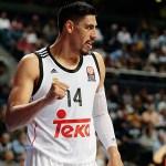 Gustavo Ayón, mejor jugador latinoamericano de la 15ª jornada