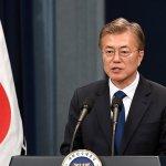 """Presidente surcoreano dice que los """"tiempos de guerra"""" han quedado atrás"""