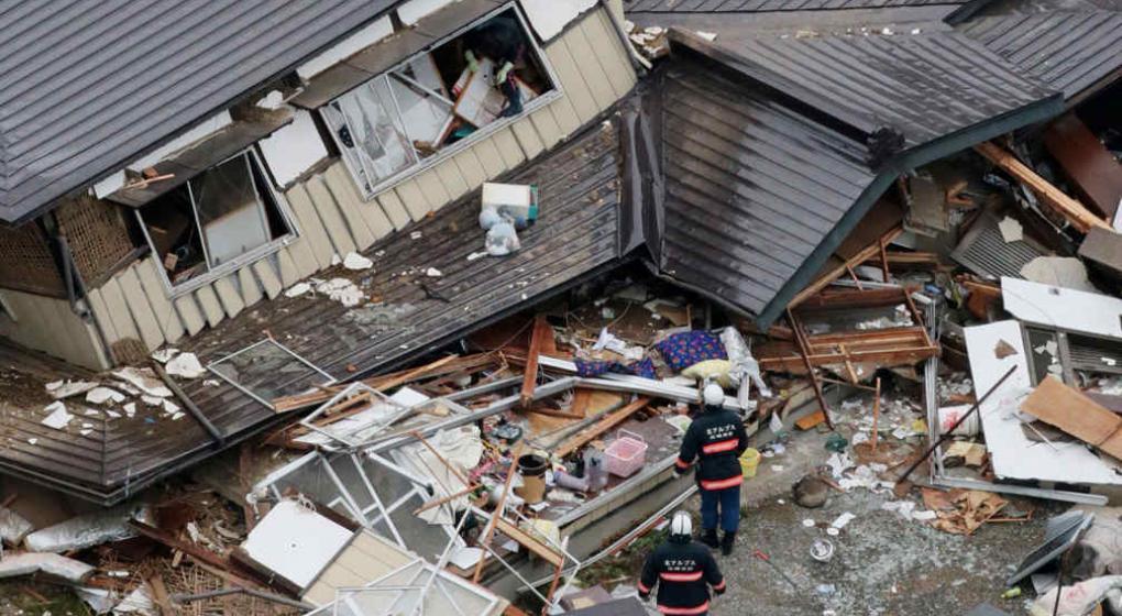 Resultado de imagen para terremoto en japon
