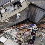 Terremoto de 6,1 grados deja varios muertos y una decena de heridos en Japón