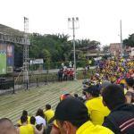 Unos 4.000 policías reforzarán seguridad en Colombia por partido con Senegal