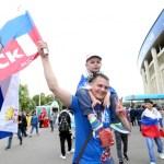 Todo listo para el inicio de la máxima fiesta de futbol en Rusia