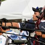 Colombia triunfa en tres pruebas de tiro con arco y Brasil se queda con una