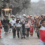 Congreso de Guatemala avala Estado de Calamidad en zona afectada por volcán