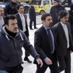 Ponen en libertad a los últimos cuatro oficiales turcos retenidos en Grecia