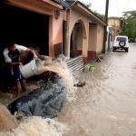 Más de 80 afectados por las últimas lluvias en Guatemala