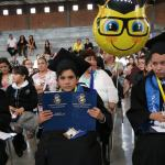 Lot Segovia Carreón concluyó su etapa en la primaria