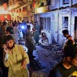 Doce muertos y 50 heridos en nuevo ataque contra acto electoral en Pakistán